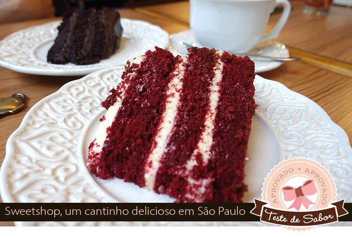 sweetshop sao paulo - Teste de Sabor | Sweetshop, um cantinho delicioso em São Paulo