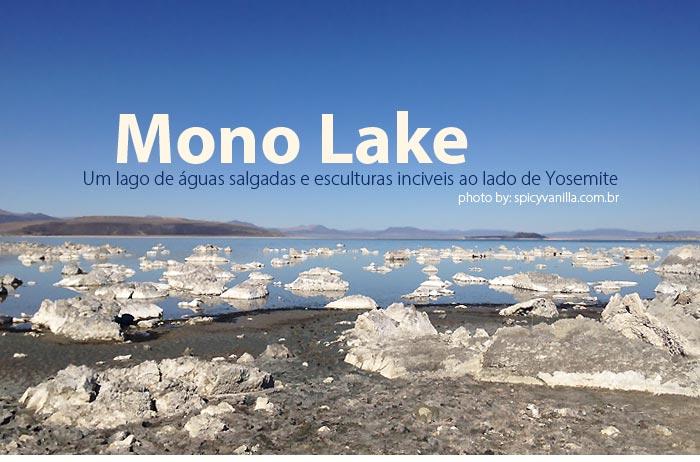 mono lake blog - Mono Lake, o lago salgado na região de Yosemite