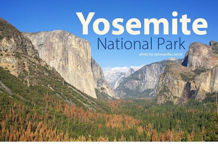 yosemite dicas - Yosemite National Park | Dicas para entender programar a sua viagem