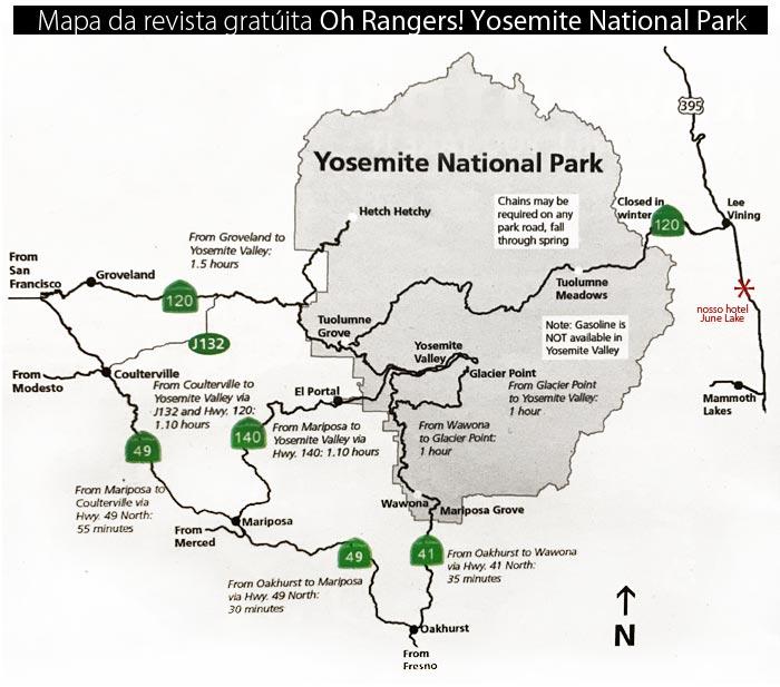 yosemite-mapa
