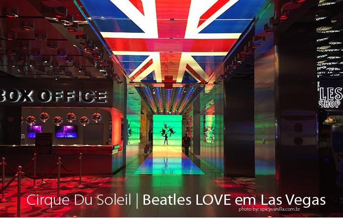cirque du soleil beattles - Cirque Du Soleil | The Beatles LOVE em Las Vegas