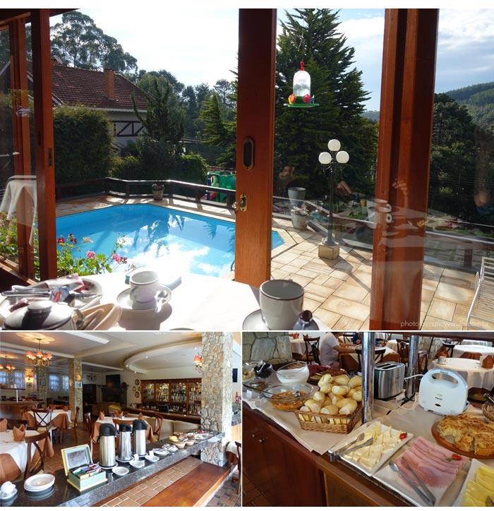 hotel saint michel cafe da manha - Dica de Hotel | Hotel Saint Michel Monte Verde