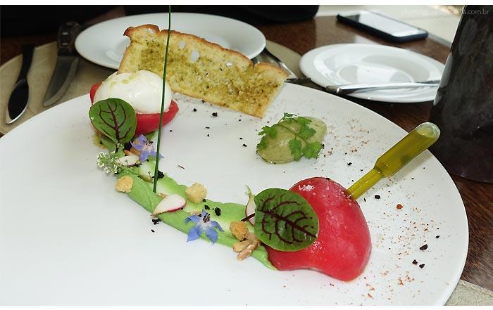 skye restaurante entrada - Teste de Sabor | Skye restaurante e bar no Hotel Unique