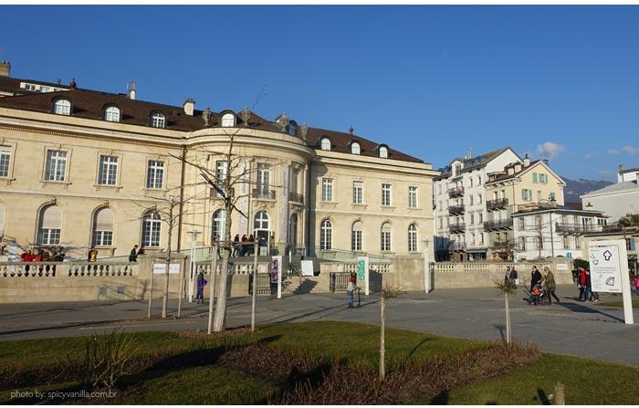 alimentarium vevey - Vevey | Onde ficar, onde comer e o que fazer nesta cidade linda na Suíça