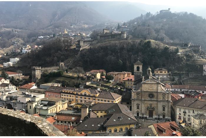 bellinzona - Nosso Roteiro de um mês na Suíça | Cidades, hotéis e restaurantes