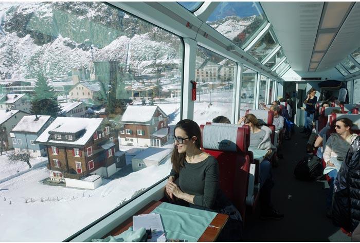 glacierexpress - Nosso Roteiro de um mês na Suíça | Cidades, hotéis e restaurantes