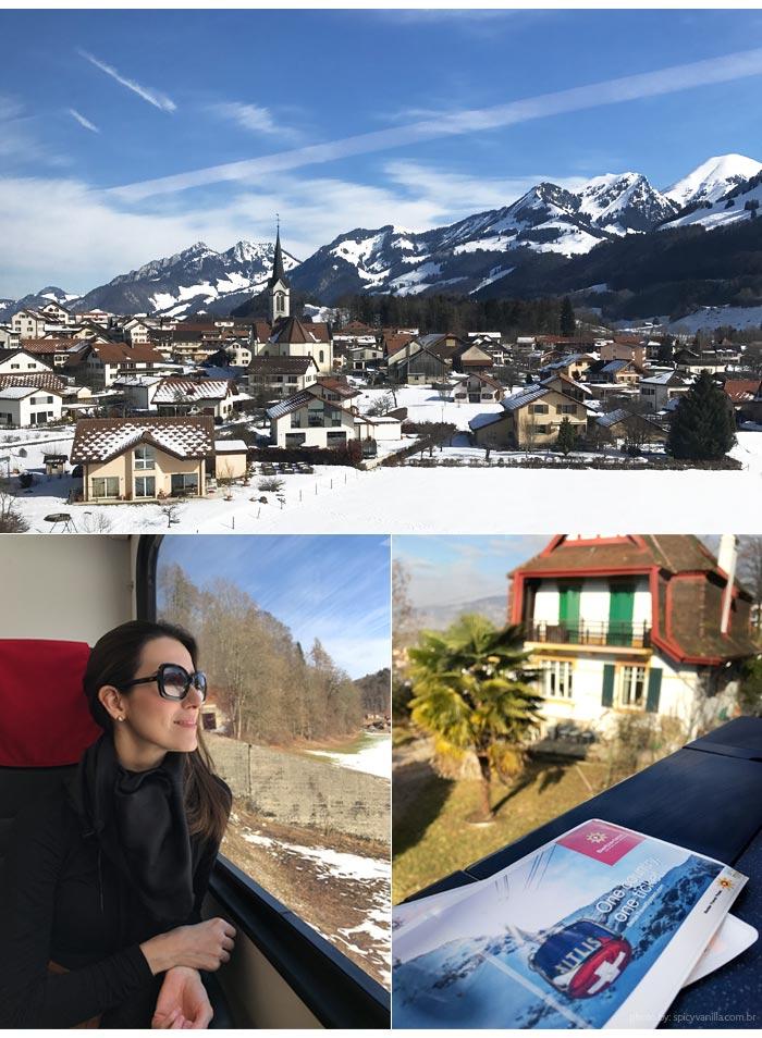 gruyere trem - Gruyères de Trem | Um dia com queijos, chocolates e paisagens