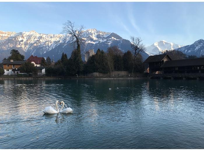 interlaken - Nosso Roteiro de um mês na Suíça | Cidades, hotéis e restaurantes