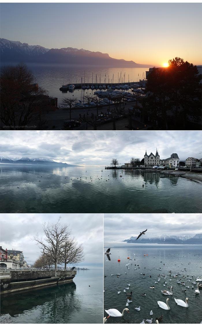 lac leman vevey - Vevey | Onde ficar, onde comer e o que fazer nesta cidade linda na Suíça