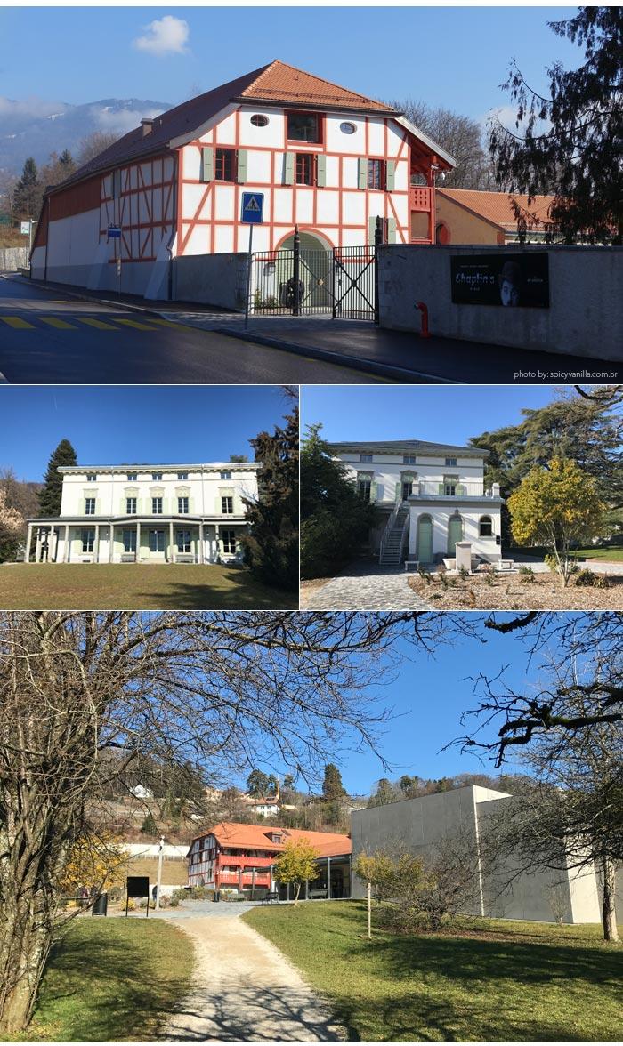 mansao chaplin museu - Chaplin's World | Museu e mansão de Charlie Chaplin em Vevey na Suíça