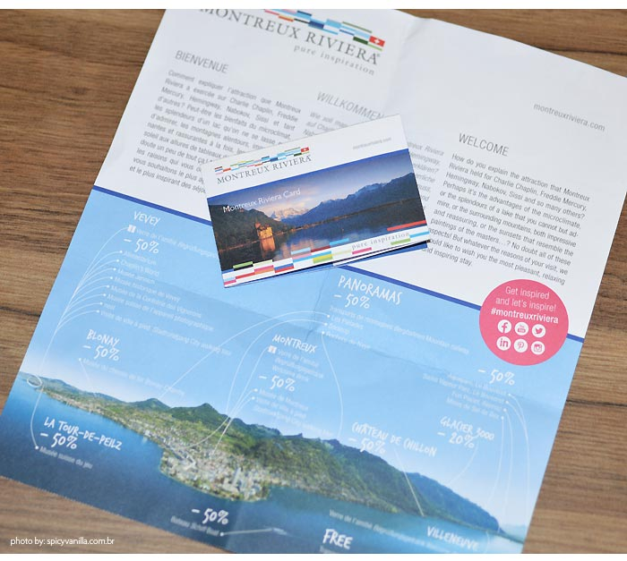 montreux riviera card - Vevey | Onde ficar, onde comer e o que fazer nesta cidade linda na Suíça