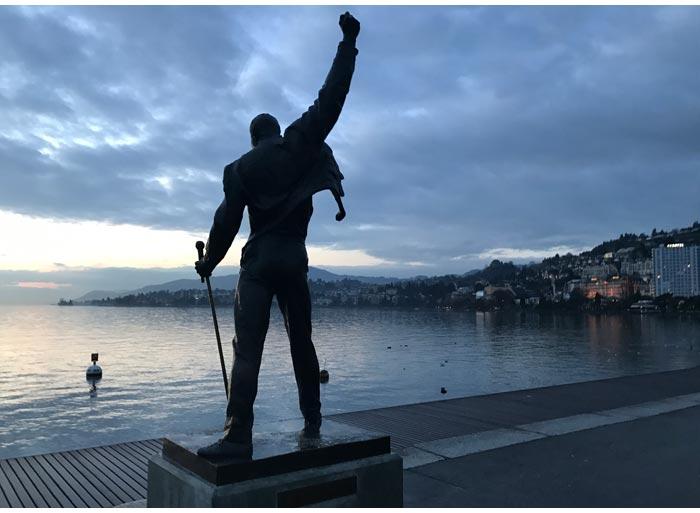 montreux - Nosso Roteiro de um mês na Suíça | Cidades, hotéis e restaurantes