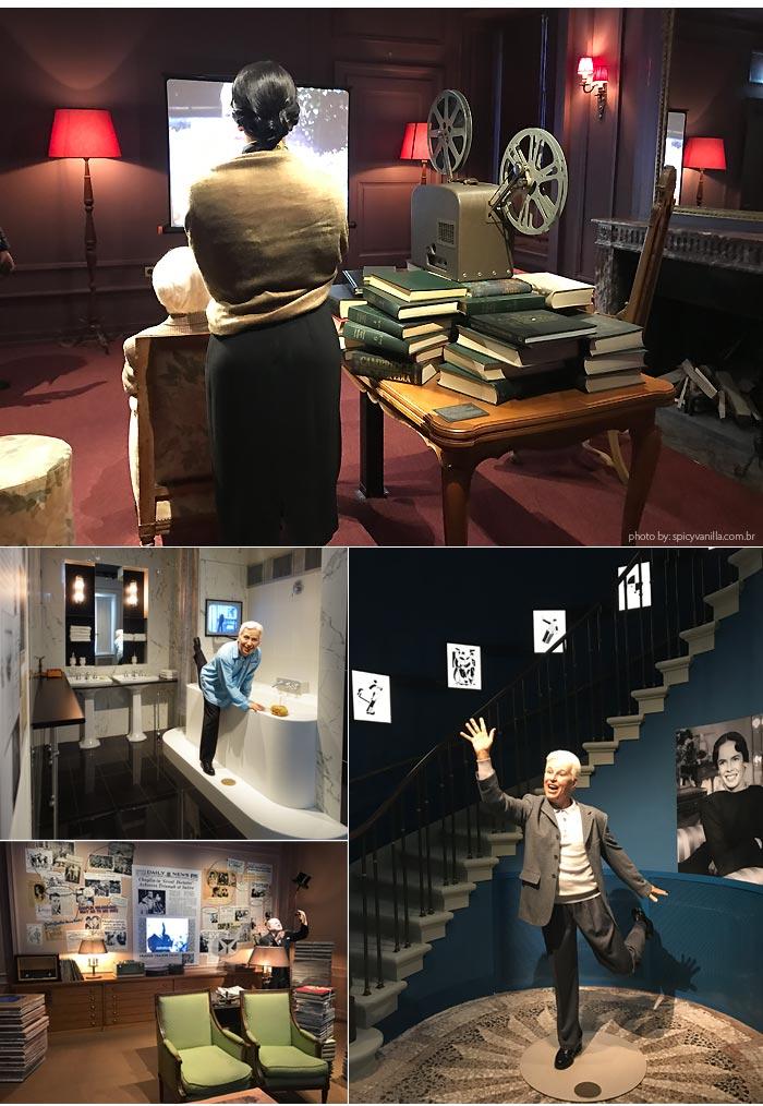 museu chaplin mansao - Chaplin's World | Museu e mansão de Charlie Chaplin em Vevey na Suíça