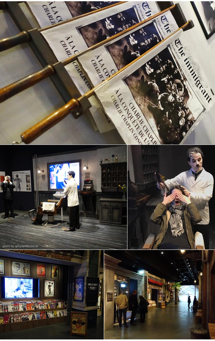 museu chaplin street - Chaplin's World | Museu e mansão de Charlie Chaplin em Vevey na Suíça