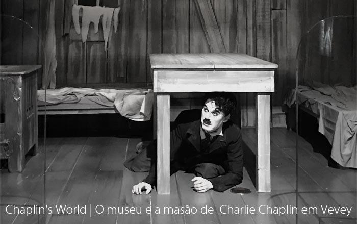 museu chaplin vevey - Chaplin's World | Museu e mansão de Charlie Chaplin em Vevey na Suíça