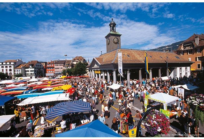 place du marche vevey - Vevey | Onde ficar, onde comer e o que fazer nesta cidade linda na Suíça