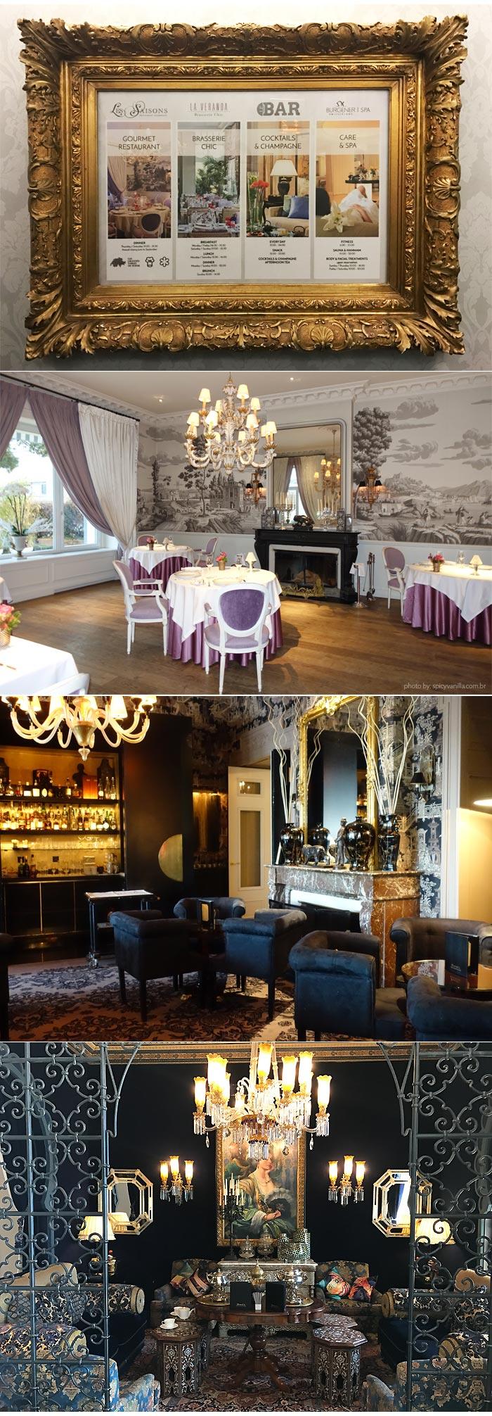 restaurantes hotel du lac - Dica de Hotel   Grand Hotel Du Lac Vevey na Suiça