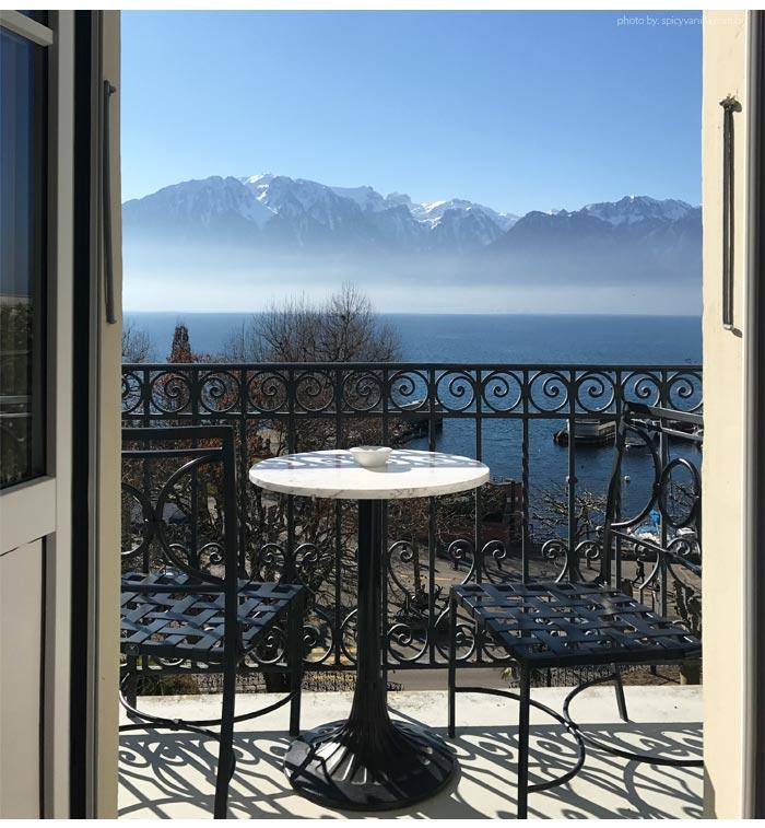 sacada hotel du lac - Dica de Hotel | Grand Hotel Du Lac Vevey na Suiça