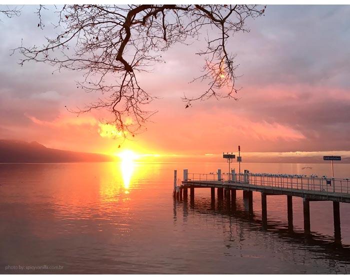sunset lac leman - Vevey | Onde ficar, onde comer e o que fazer nesta cidade linda na Suíça