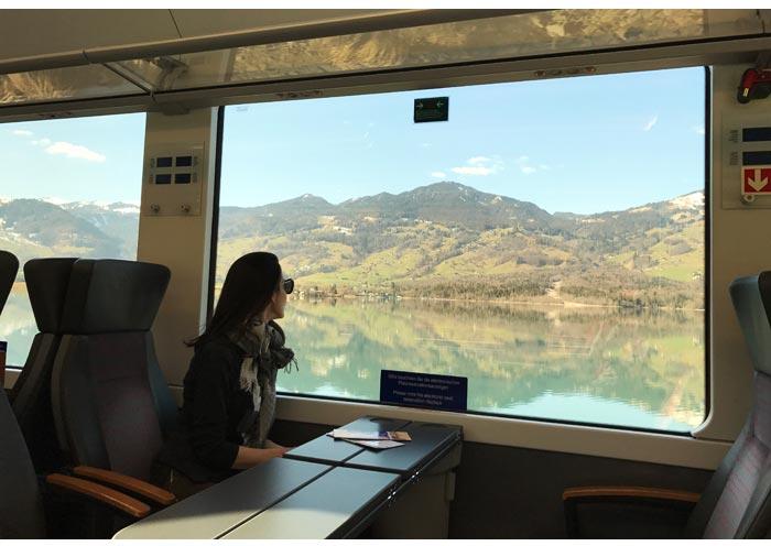 trem lag - Nosso Roteiro de um mês na Suíça | Cidades, hotéis e restaurantes
