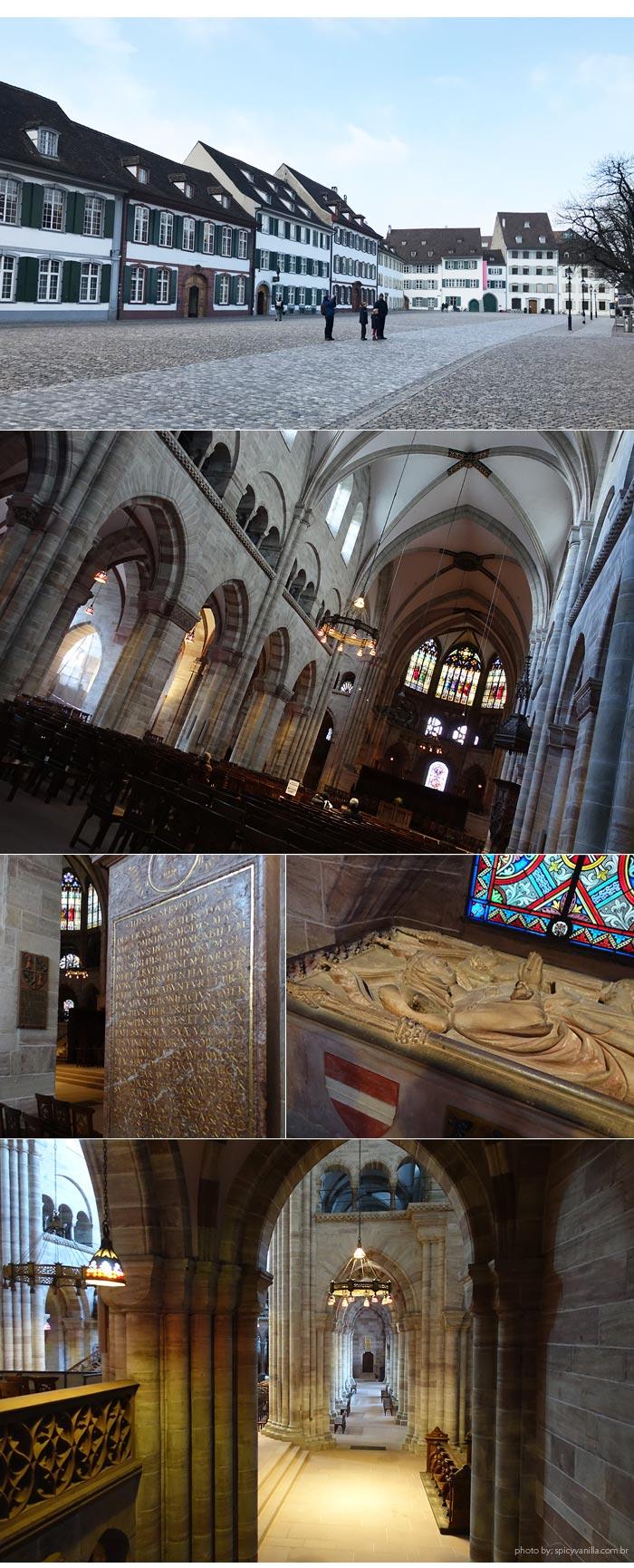 catedral basel munster - catedral-basel-munster