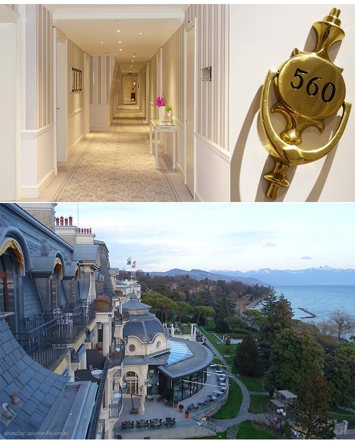hotel beau rivage ala novae 1 - Dica de Hotel | Beau-Rivage Palace em Lausanne Suíça