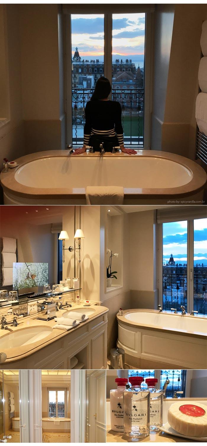 hotel beau rivage lausanne bath - Dica de Hotel | Beau-Rivage Palace em Lausanne Suíça