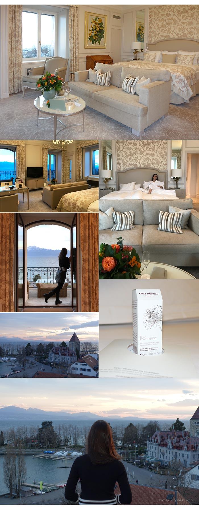 hotel beau rivage lausanne suite - Dica de Hotel | Beau-Rivage Palace em Lausanne Suíça