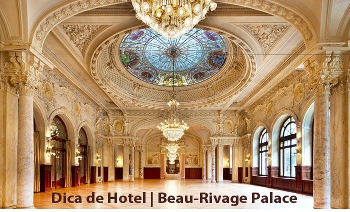 hotel beau rivage lausanne - Dica de Hotel | Beau-Rivage Palace em Lausanne Suíça