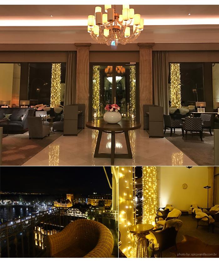hotel beau rivage noite - Dica de Hotel | Beau-Rivage Palace em Lausanne Suíça
