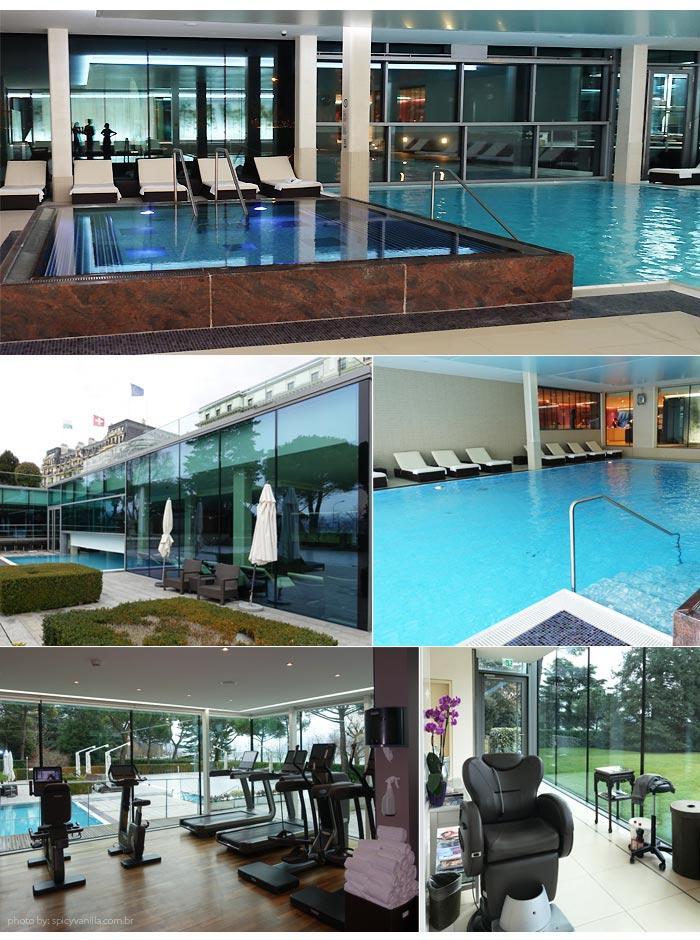 hotel beau rivage piscina - Dica de Hotel | Beau-Rivage Palace em Lausanne Suíça