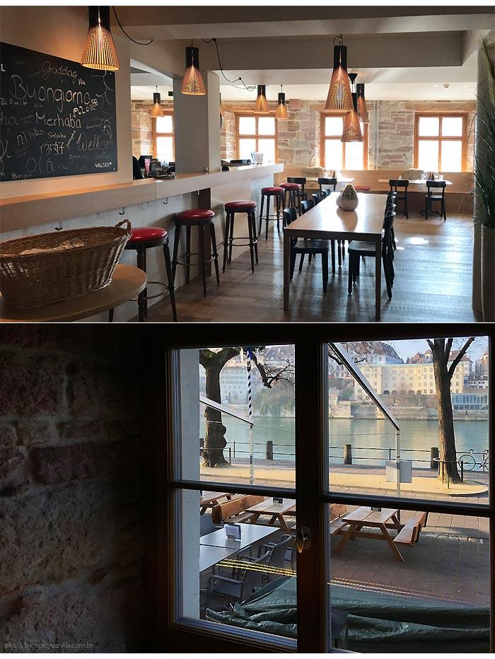 hotel east west basel bar - Dica de Hotel | East West am Rhein em Basel (Basileia Suiça)