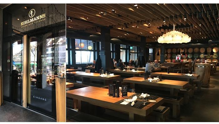 kohlmanns basel - Onde comer em Basel na Suiça (Basileia) | Restaurantes aprovados