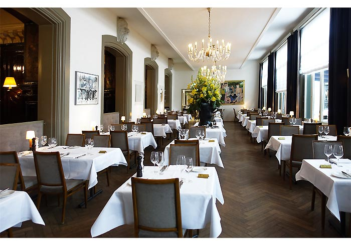 kunsthalle - Onde comer em Basel na Suiça (Basileia) | Restaurantes aprovados