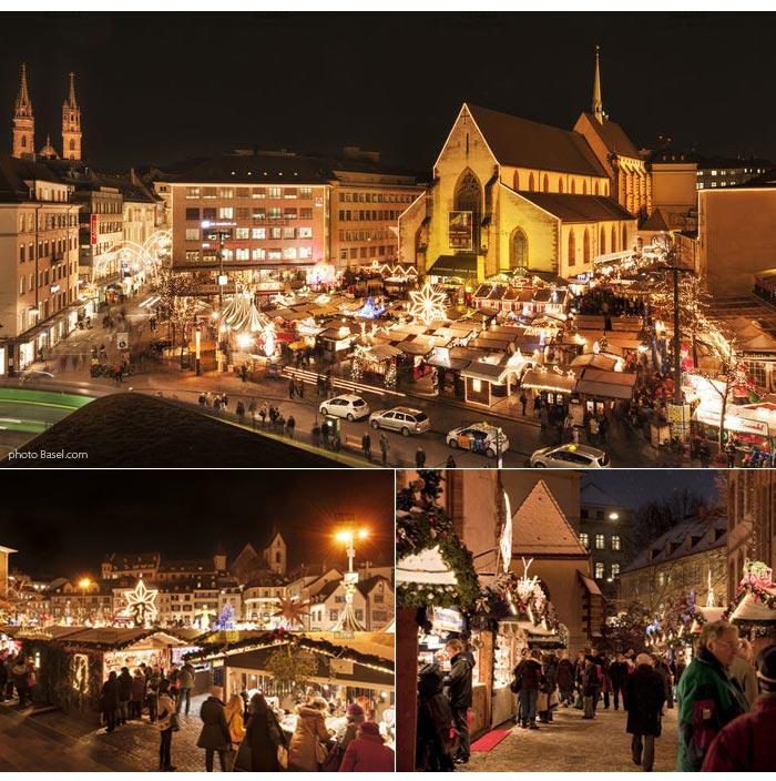 mercados natal basileia - Basel (Basileia) na Suiça | Hotéis, restaurantes, passeios e dicas da cidade