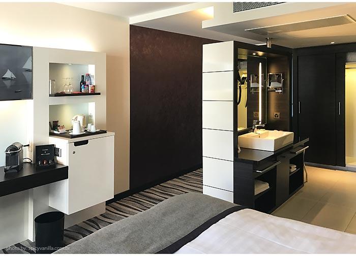 movenpick lausanne quartos - Dica de Hotel | Mövenpick Hotel Lausanne - Suiça