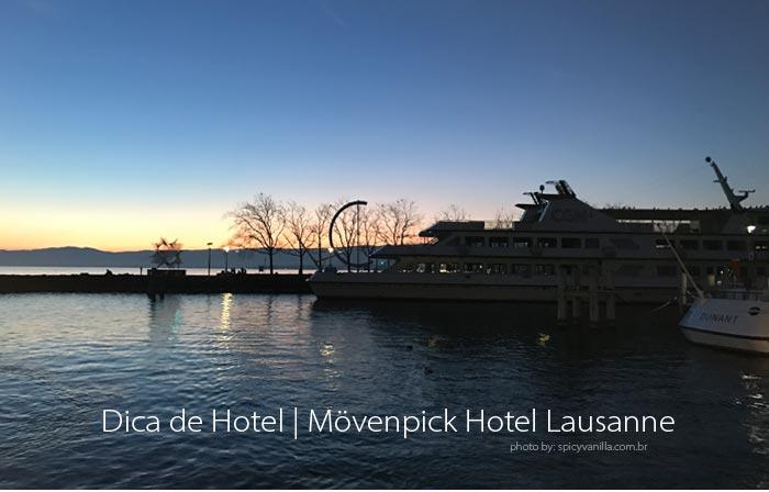 movenpick lausanne - Dica de Hotel | Mövenpick Hotel Lausanne - Suiça