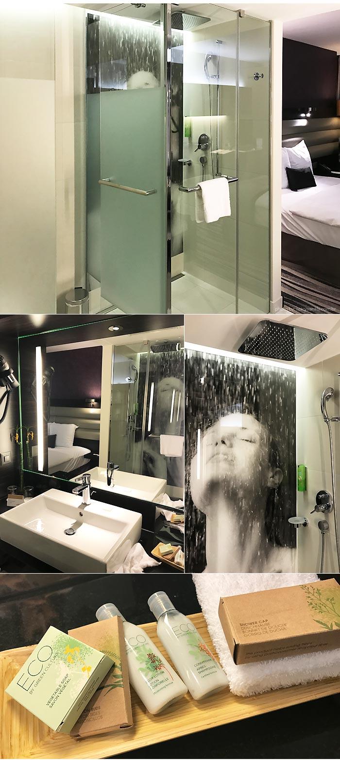 movenpick suite - Dica de Hotel | Mövenpick Hotel Lausanne - Suiça