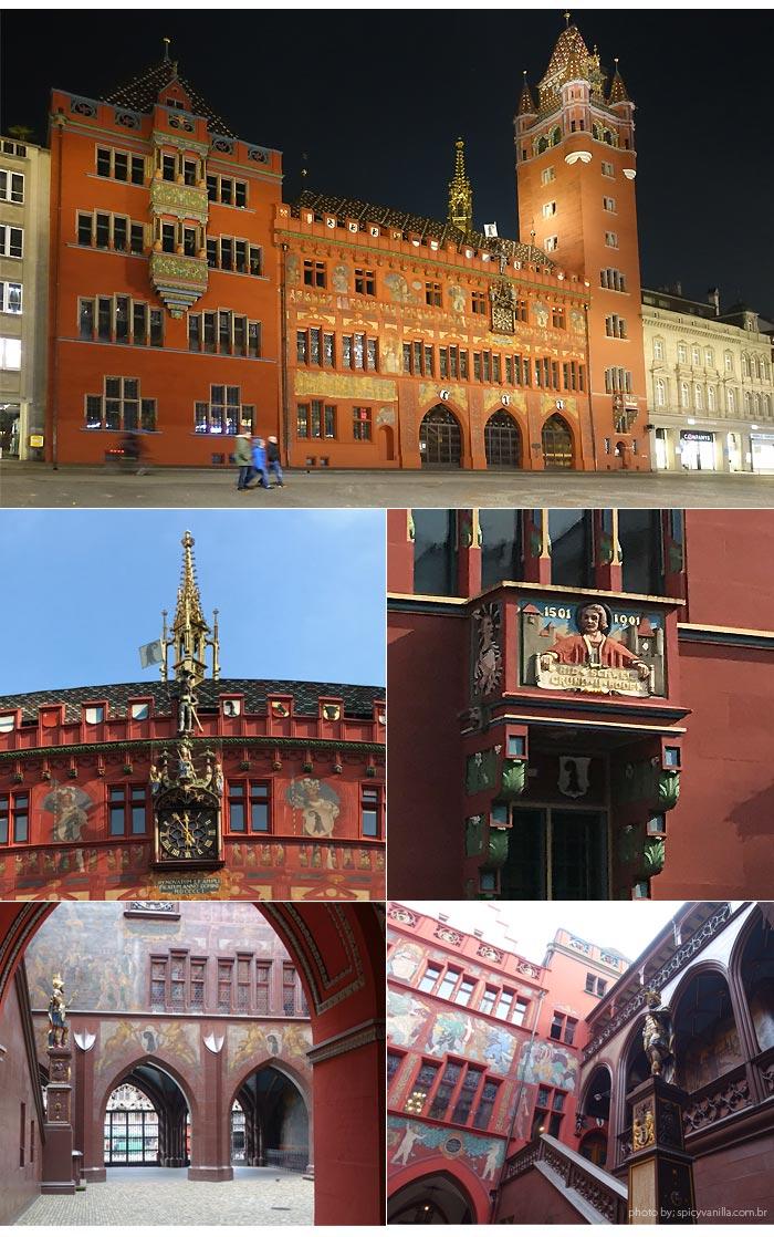 rathaus basel basileia - Basel (Basileia) na Suiça | Hotéis, restaurantes, passeios e dicas da cidade