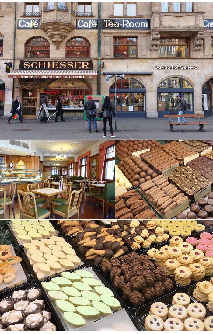 schiesser basel - Onde comer em Basel na Suiça (Basileia) | Restaurantes aprovados