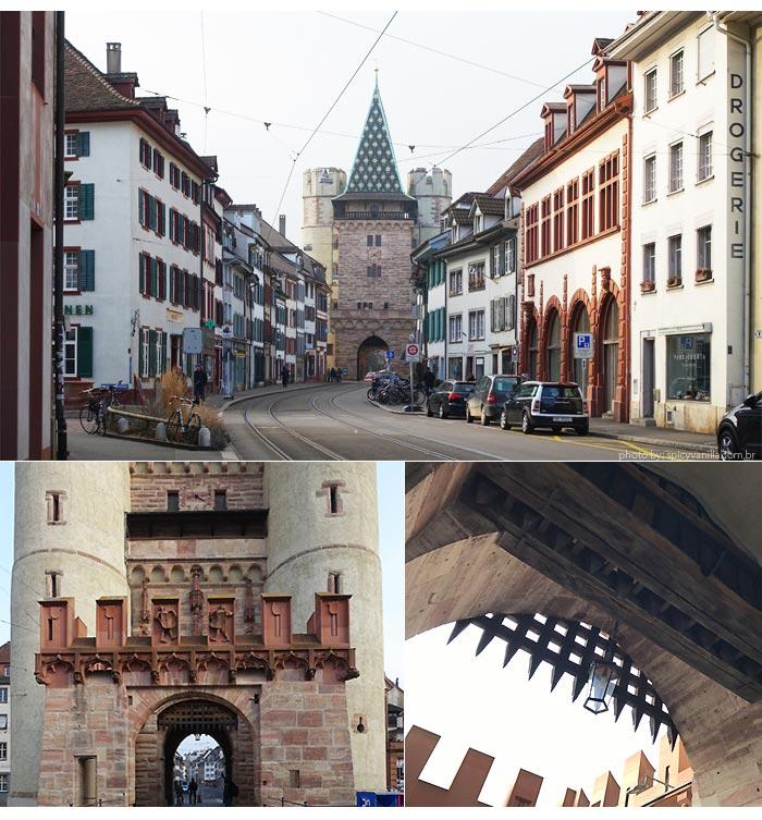 spalentor basel basileia - Basel (Basileia) na Suiça | Hotéis, restaurantes, passeios e dicas da cidade