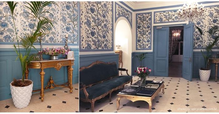 Hotel Chateau Gutsch decor - Dica de Hotel | Hotel Château Gütsch em Luzern (Lucerna) na Suiça Alemã
