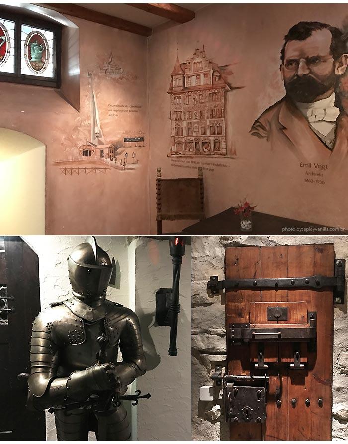 Hotel Chateau Gutsch medieval - Dica de Hotel | Hotel Château Gütsch em Luzern (Lucerna) na Suiça Alemã