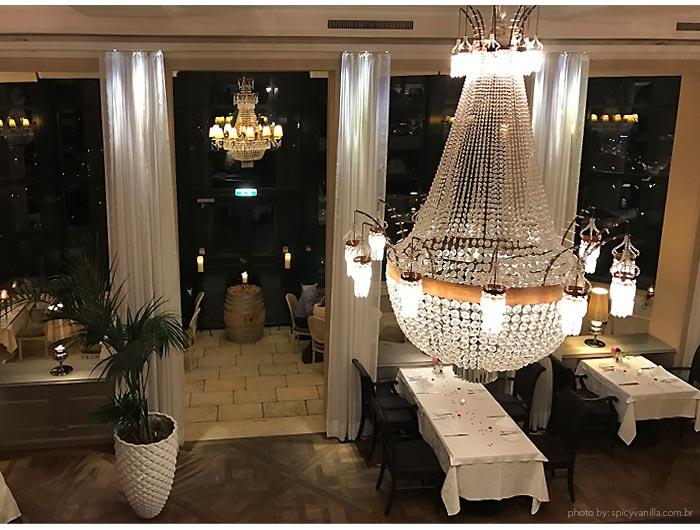 Hotel Chateau Gutsch restaurante - Dica de Hotel | Hotel Château Gütsch em Luzern (Lucerna) na Suiça Alemã