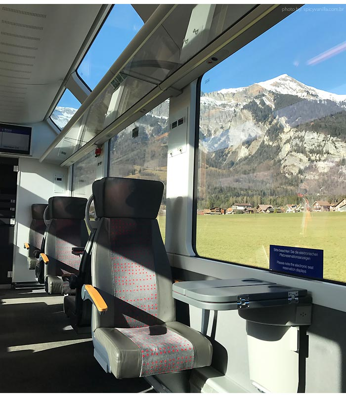 goldenpassline trem - Trem panorâmico na Suíça | Luzern - Interlaken - Montreux