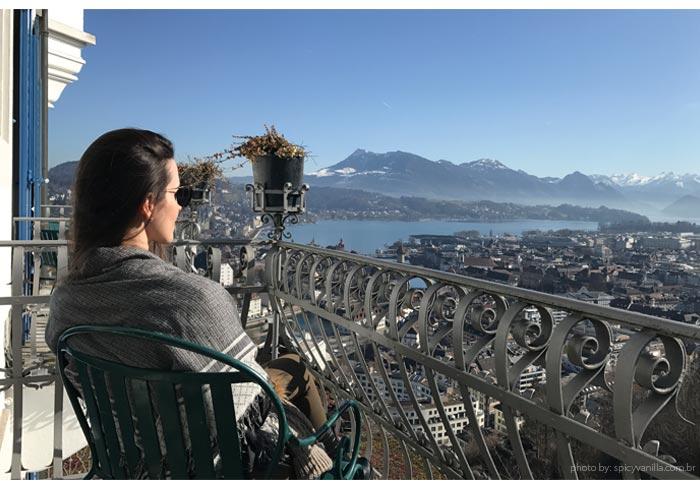 hotem em Luzern - Luzern (Lucerna - Suíça)| Dicas de hotel, passeios e o que fazer na cidade.