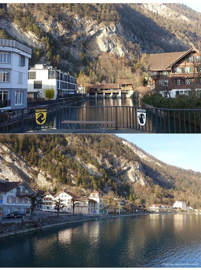 interlaken pontes - Suíça | Como chegar e o que fazer em Interlaken, cidade próxima ao Jungfrau