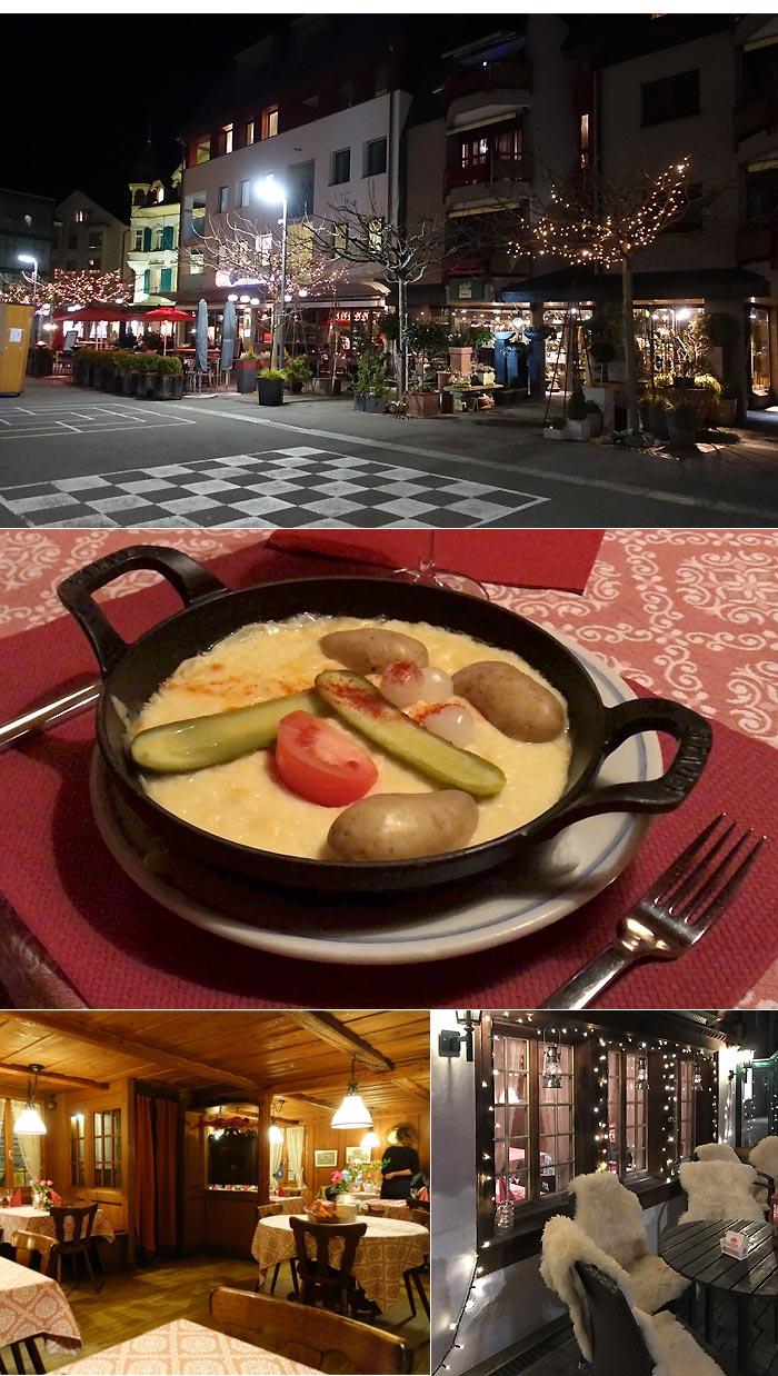 interlaken restaurantes - Suíça | Como chegar e o que fazer em Interlaken, cidade próxima ao Jungfrau