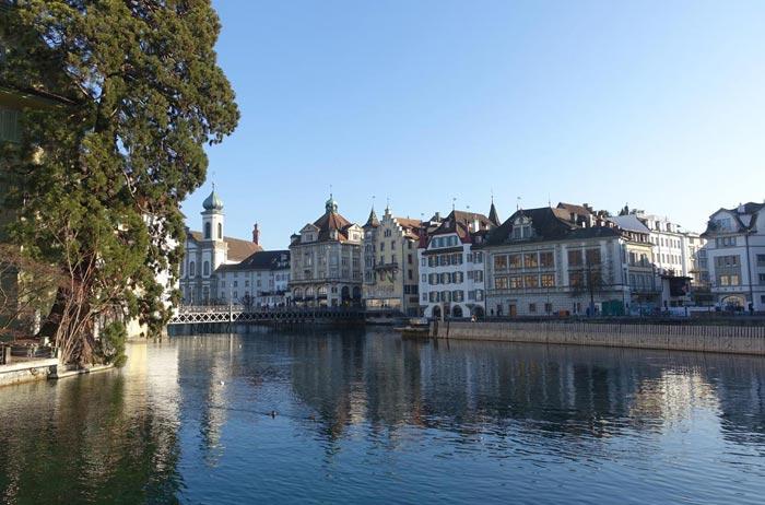 lucern - Luzern (Lucerna - Suíça)| Dicas de hotel, passeios e o que fazer na cidade.
