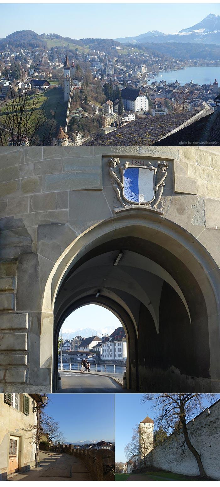 nine towers Luzern - Luzern (Lucerna - Suíça)| Dicas de hotel, passeios e o que fazer na cidade.